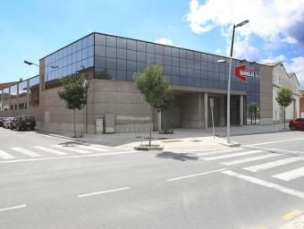 L'empresa Videres Barnolas, amb la fàbrica a Gurb, està en fase de liquidació. Ja no s'hi treballa Jordi puig
