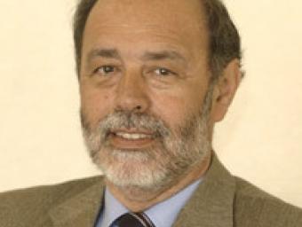 Manel Vila, exalcalde de Castellterçol Griselda Escrigas