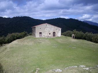 L'ermita de Sant Elies és un Bé Cultural d'Interès Local
