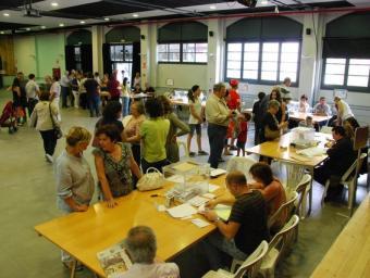 Votacions a Sant Feliu en les eleccions de 2011 Agnès Vidal