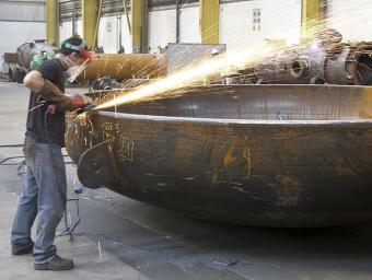 El projecte preveu la capacitació de treballadors adequats a les necessitats del sector del metall Griselda Escrigas