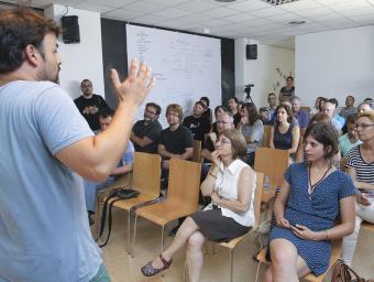 Els quatre dies de debats de la QUAM es van tancar divendres amb la presentació de les conclusions Jordi Puig
