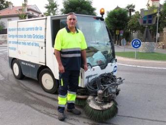 José Luís López torna a la seva feina habitual després de l'alcaldia  Ramon Ferrandis