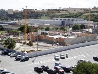 Les obres del nou Mercadona que s'està construint a Granollers Griselda Escrigas