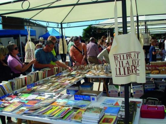 Bellprat comença amb Cervera la xarxa de viles de llibre Info Anoia