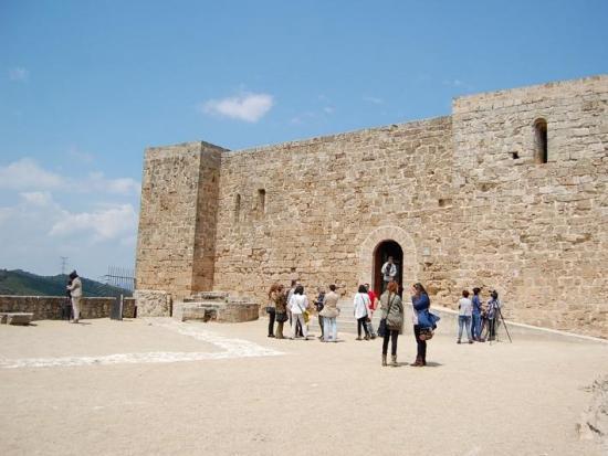 Els castells de l'Anoia, a través del mòbil Info Anoia
