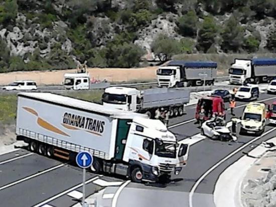 Accident mortal a la C-15 a Vallbona d'Anoia Info Anoia