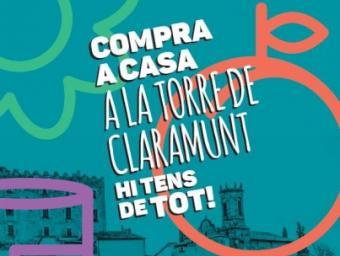 El Consell Comarcal i l'Ajuntament de La Torre de Claramunt promocionen el comerç local Info Anoia