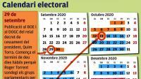 Eleccions el 7 de febrer