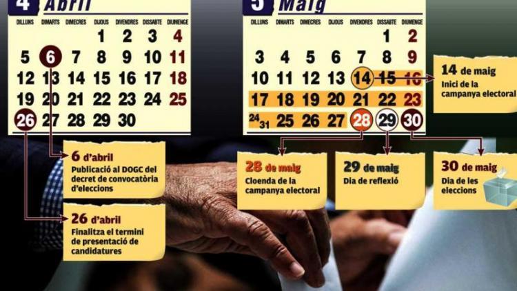 Eleccions  el 30-M