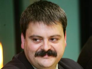 L'alcalde de Molins de Rei, Ivan Arcas.  EL PUNT