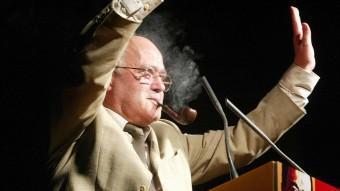 Homenatge nacional a Francesc Ferrer, el 2005. ELPUNTAVUI