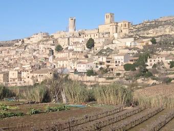 El poble de Guimerà (Urgell) és un dels municipis inclosos dins de la Vall del Corb.  EL PUNT