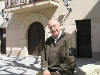 Lluís caldentey, l'alcalde del PP va ser un dels batlles de l'Alt Penedès que en va sortir més reforçat a les municipals A.M