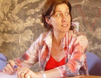 Imma Costa, alcaldessa socialista del Montmell, que ha tornat a guanyar les eleccions