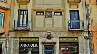 L'edifici rehabilitat per Masó.  JORDI SOLER