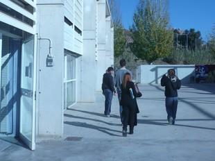 Imatge d'arxiu de la sortida d'alumnes de l'IES Thalassa.  J.N