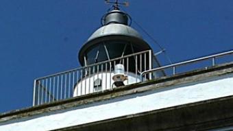 El far de Tossa està reconvertit en un museu.  M. LLADÓ