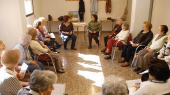 El nombre de llars de jubilats han augmentat a Catalunya les darreres dècades.  ARXIU / RITA LAMSDORFF