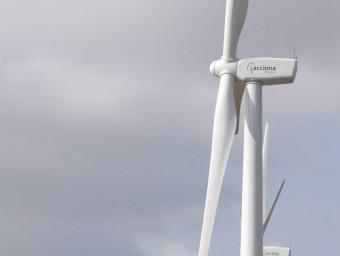 El parc, amb 49,5 MW de potència instal·lada, va ser denunciat per una plataforma ecologista ARXIU