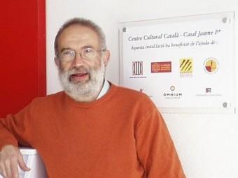Josep de Calassanç Serrq i Puig va ser president del Casal de Perpinyà A.R