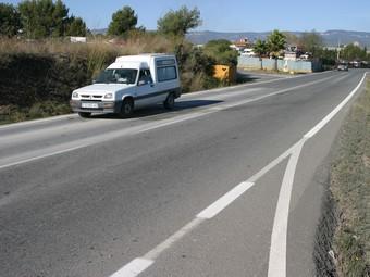 La carretera té problemes de seguretat sobretot per la quantitat de revolts.  DIMAS BALAGUER