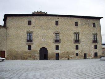 El castell dels Comtes, és un dels elements d'interès que es vol potenciar al municipi. EL PUNT