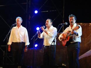 Port Bo actuarà a Campllong amb Els Montgrins. /  J. SABATER
