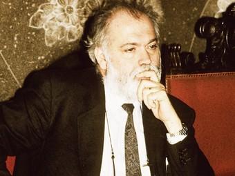 El polític fundador de CDC a Girona, Joan Saqués. /  EL PUNT