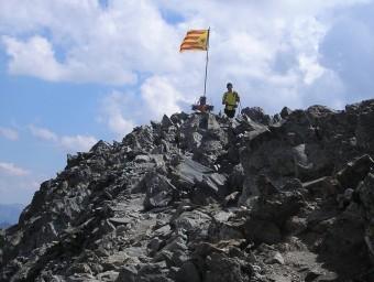 El cim de la Pica d'Estats és el més alt de Catalunya ARXIU