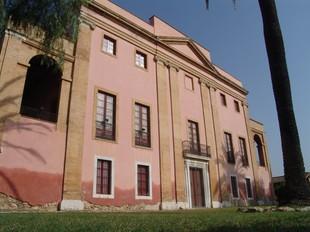 Imatge d'arxiu de la Masia Cabanyes.  R.M