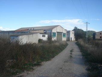 Uns delinqüents van assaltar una masia del Milà el novembre de 2008.  G. PLADEVEYA