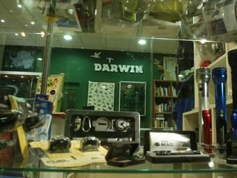 Exposició sobre Darwin realitzada a altres indrets de la geografia valenciana. /  ARXIU