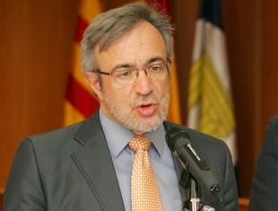 Sabaté és delegat al Camp des del 2004, amb un parèntesi el 2006 per ser conseller.  M.M