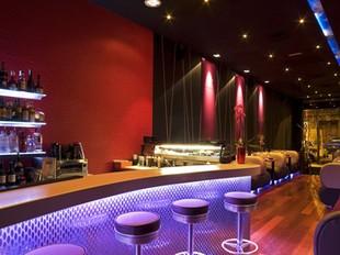 Restaurant japonès al Born, un dels barris de moda de la ciutat de Barcelona. EL PUNT