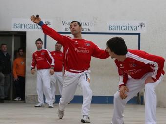 Dani juga la pilota en una anterior partida del circuit Bancaixa. /  FREDIESPORT