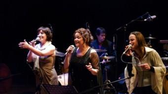 L'estrena de Dones amb nom propi. /  GUSTAVO CAMPOS