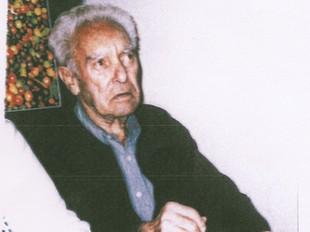 Una imatge de Joan Teixidor, l'home desaparegut.