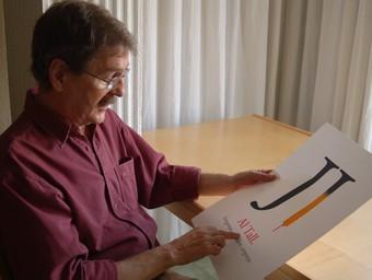 Vicent Torrent, ànima del grup Al Tall des de la seva fundació l'any 1975. /  SOLE DESFILIS