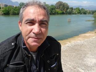 Andreu Carranza, retratat dimarts d'aquesta setmana a Tortosa. GUSTAU MORENO