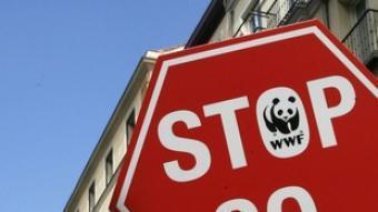 Manifestació en contra del canvi climàtic. /  EFE