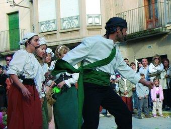 Representacions teatrals sobre el bandoler Perot.  AJUNTAMENT CASTELLSERÀ