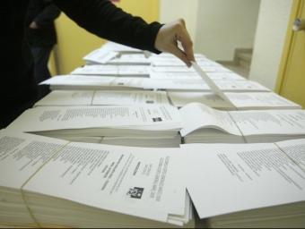 El Maresme suma 185 candidatures per a les eleccions municipals del proper 22 de maig QUIM PUIG