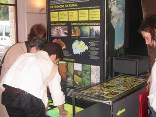 L'exposició es pot visitar aquest mes de maig i el juny a l'edifici del CCEN a Viladrau.  CCEN