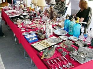 A la fira s'hi podrà trobar tota classe d'objectes i utensilis.  PUNT DE FESTA
