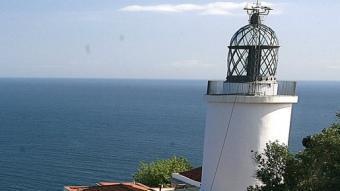 Des del far de Sant Sebastià es pot admirar una increïble panoràmica.  M.L