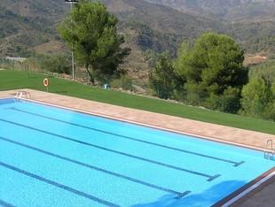 La piscina municipal de Torroja del Priorat és una de les que s'han adherit a la Ruta.  EL PUNT