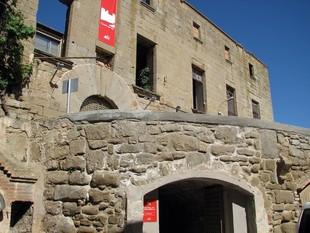 El Castell de Concabella acull el centre d´interpretació de la Ruta dels Castells del Sió.