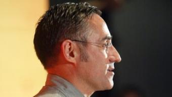 El candidat de CiU,Ramon Tremosa  QUIM PUIG