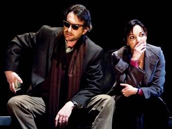 L'espectacle va ser estrenat al Teatre Nacional de Catalunya.  ALBERTO NEVADO